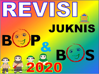 revisi juknis bop dan bos adrasah 2020