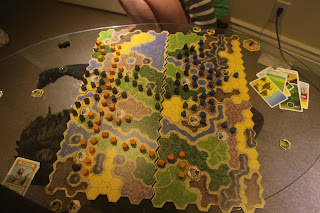 kingdom builder game of the year spiel des jahres board game geek