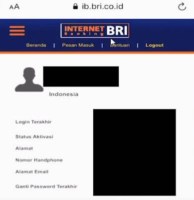 Solusi BRIMO Tidak Bisa Login Lewat Halaman https://ib.bri.co.id/ib-bri/