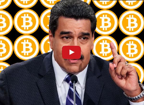 Maduro crea 100 millones de Petros al precio de un barril de petróleo