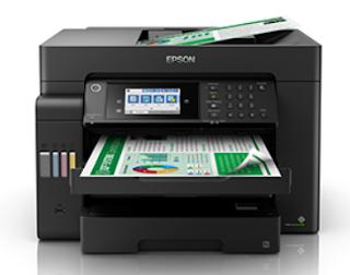 Télécharger Epson EcoTank L15150 Pilote Pour Windows et Mac