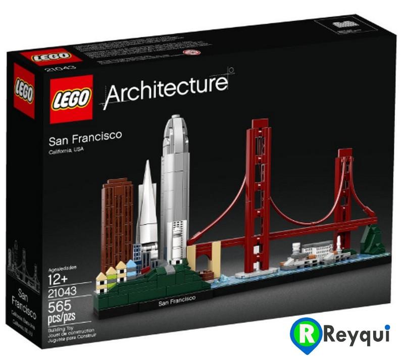 San Francisco Lego