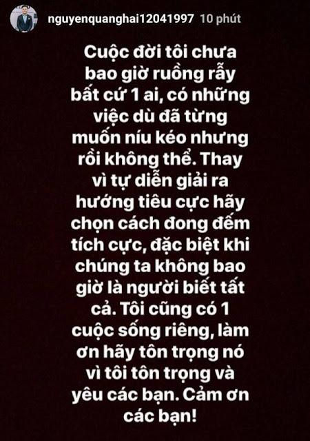 Những cô nàng thị phi 'dính dáng' đến Quang Hải: Người tan hợp, hợp tan, người 'có tiếng chưa có miếng' đã dính đạn
