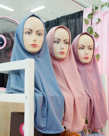 Rekomendasi Jilbab Instan Untuk Pipi Tembem