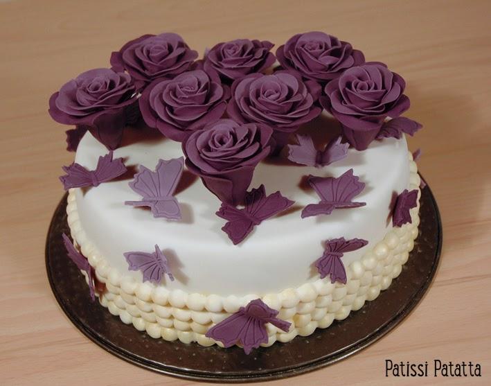 cake design, gâteau 3D, pâte à sucre, gumpaste, fondant, flowers cake, mothers day cake