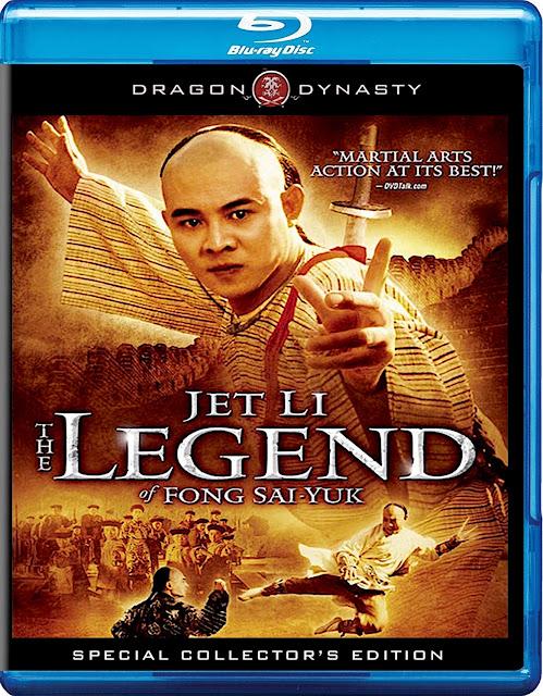 La Leyenda de Fong Sai Yuk [BD25] *Con Audio Latino *Bluray Exclusivo