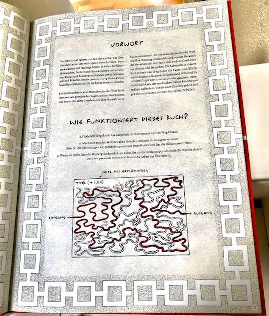 Ariadnes Faden Von Jan Bajtlik Rezension