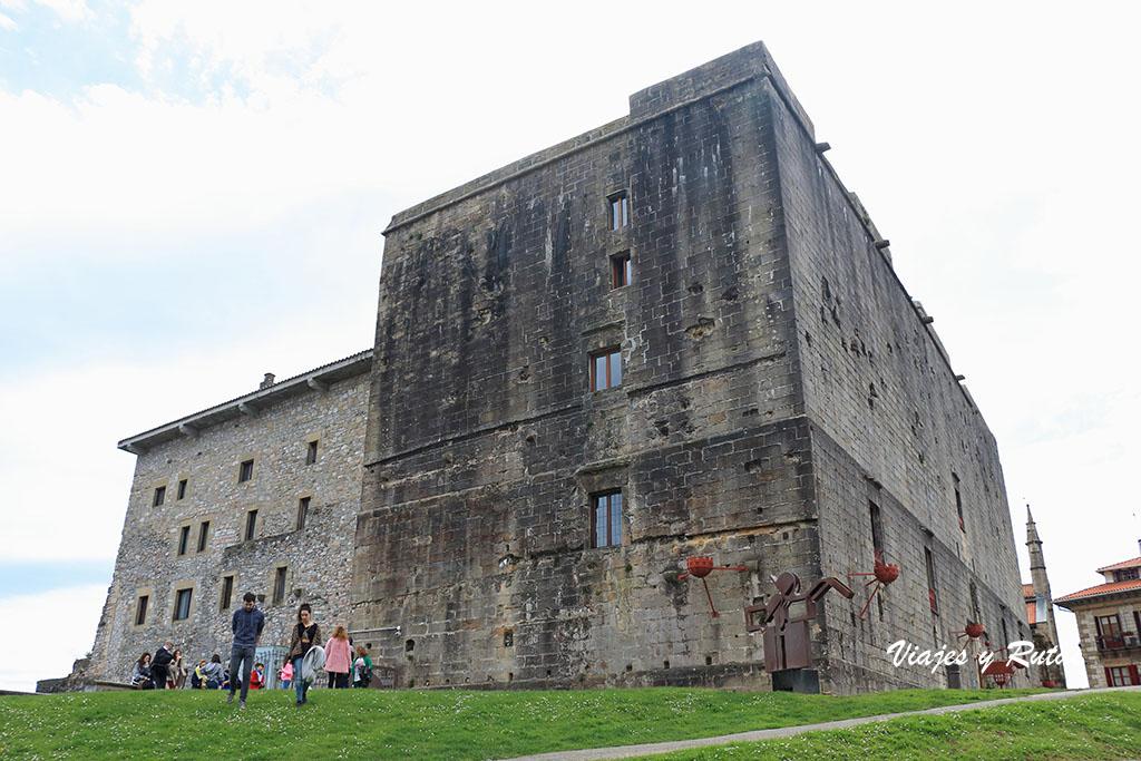 Palacio de Carlos V de Hondarribia