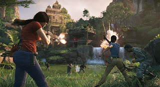 UNCHARTED THE LOST LEGACY pc game wallpapers|images|screenshots