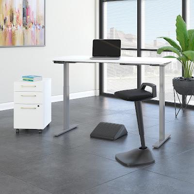 ergonomic office furniture set
