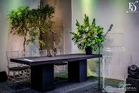 formatura de residência médica anestesiologia SAMPE HCPA realizada na Casa Vetro em porto alegre com decoração moderna sofisticada e contemporânea e cerimonial de fernanda dutra eventos