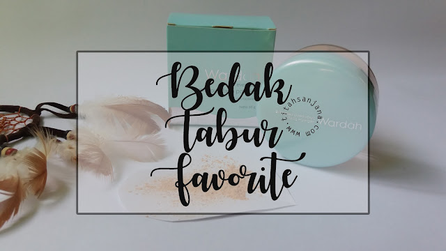 BEDAK TABUR FAVORIT - WARDAH EVERYDAY LUMINOUS FACE POWDER 02 BEIGE