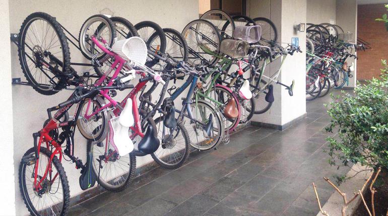 Rosario, las nuevas edificaciones tendrán estacionamiento para bicicletas