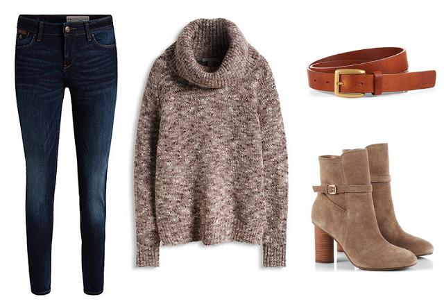 3x Outfits voor de koude dagen | Esprit