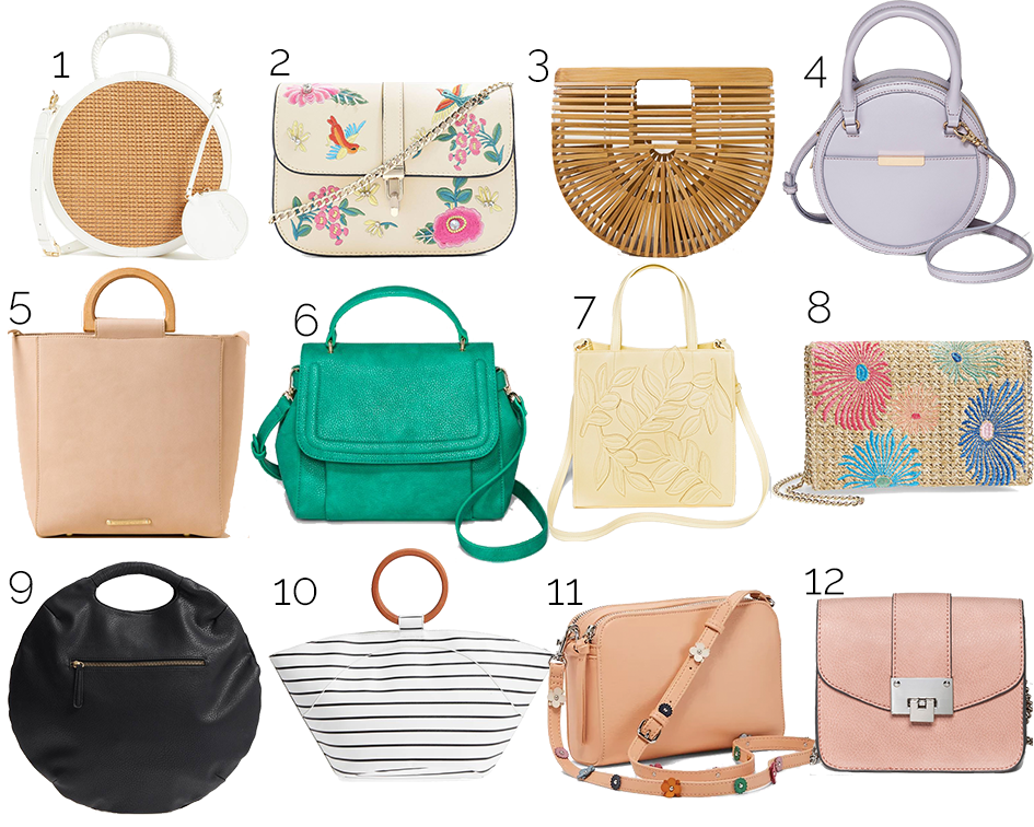 Monday March 19 2018 Fashion Handbags Must Haves Purses Ping Spring