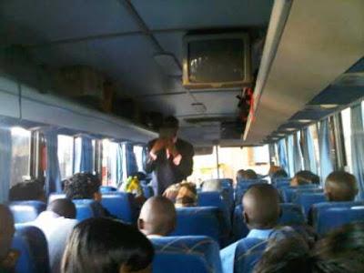 Bus Preacher