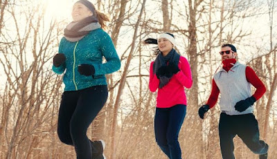 Olahraga Berlari Sangatlah Baik Untuk Otak