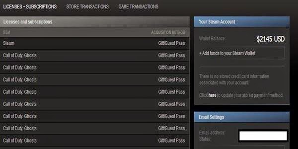 Get free steam wallet codes with steam gift card generator online.