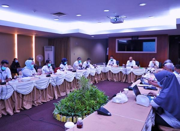 BP Batam Terima Kunjungan Ombudsman Perwakilan Provinsi Kepri