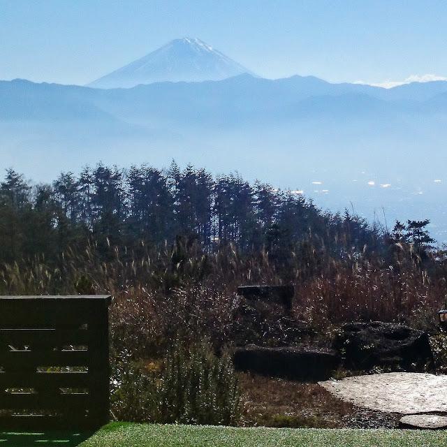 ほったらかし温泉 富士山