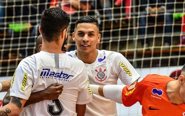 Pivô do Corinthians e da seleção brasileira de futsal é assassinado no RS