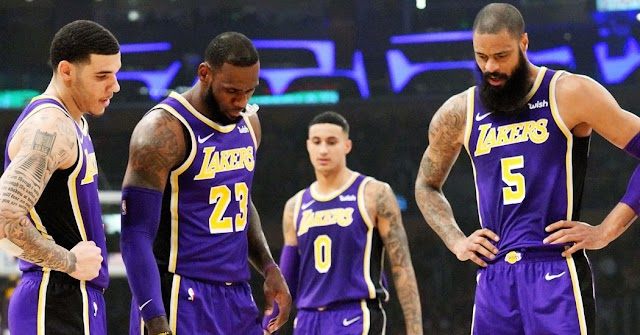 NBA: LOS ANGELES LAKERS WASHINDWA KUFUZU PLAYOFFS KWA MARA YA 6 MFULULIZO