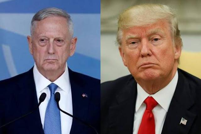 Kecam Militerisasi, Mantan Menhan AS Tuding Trump Berusaha Pecah Belah Warga Amerika