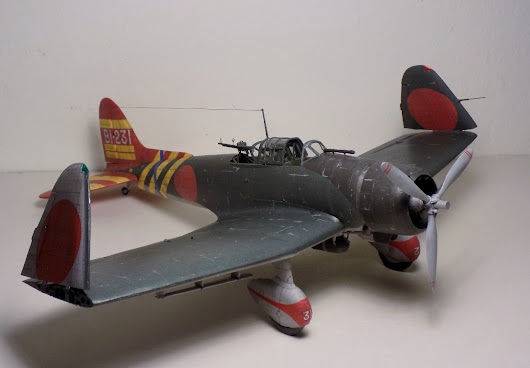 Galeria/Photo gallery - Aichi D3A Val - Pearl Harbor 1941 (Military Model 3-4 2004)