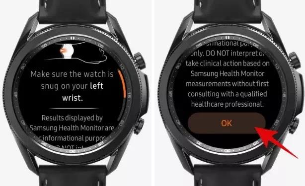 Cara Cek EKG di Samsung Galaxy Watch-6