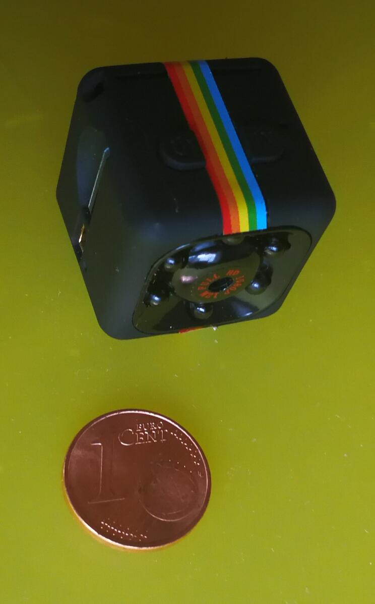 Quelima SQ11  - Spasskamera (1)