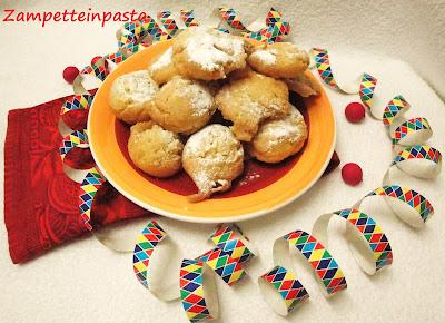 Frittelle di Carnevale - Ricetta di Carnevale
