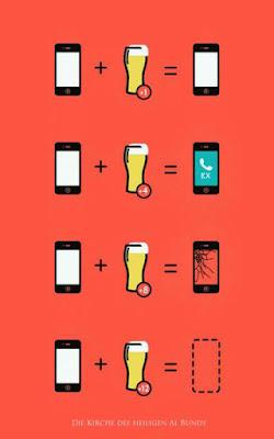 Witzige Bier Bilder Handy betrunken