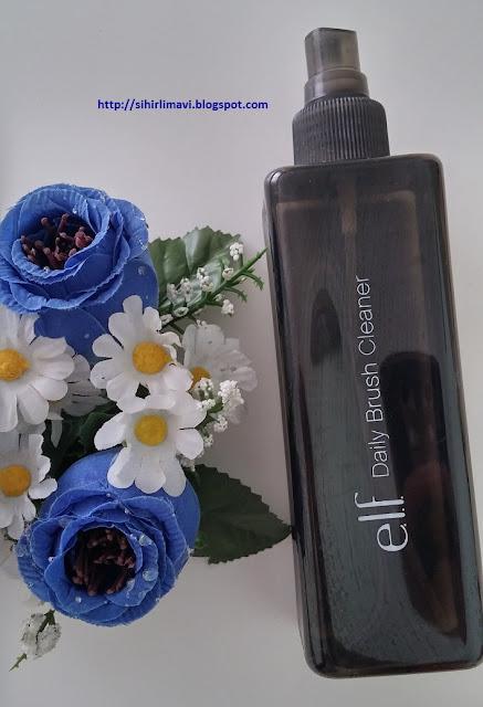 elf, fırça temizleyici, blog, blogger, günlük fırça temizleyici, kozmetik