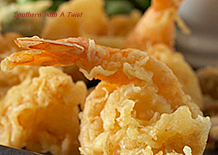 Southern With A Twist Tempura Batter