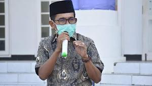 Pelaksanaan Ibadah Shalat Jumat, Tarawih dan Idul Fitri di Kota Bima Diperbolehkan