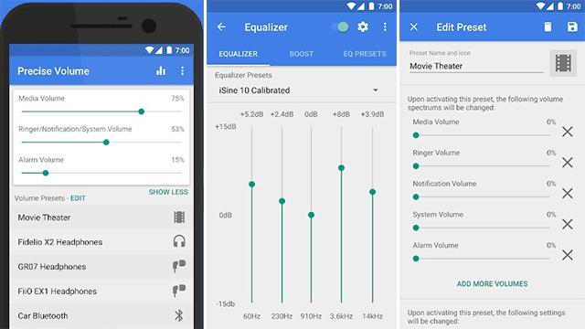 أفضل 5 تطبيقات اندرويد لرفع وتعديل صوت الموبايل