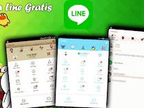 Line Mod Tema!! Cara Mendapatkan Tema Line Gratis Semua