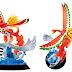Ho-Oh & Lugia G.E.M. EX Figure