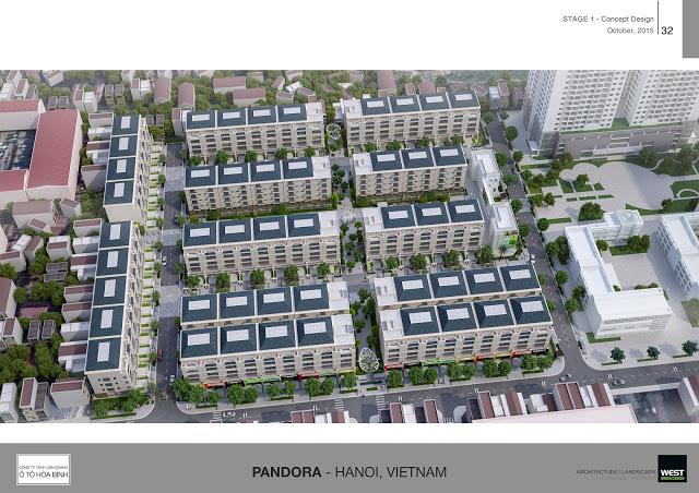 Dự án Pandora Triều Khúc