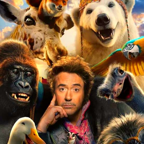 Dr Dolittle gets his first poster and also an official trailer