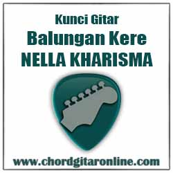 Chord Balungan Kere Versi Nella Kharisma