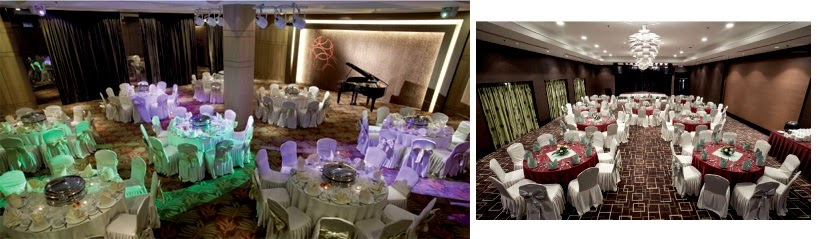 modern place for wedding klang valley