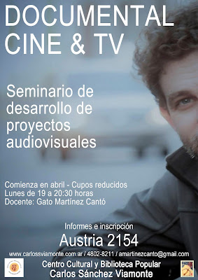Desarrollo de proyectos audiovisuales