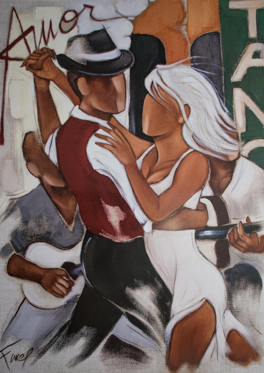 Pierre Farel Tango di amor