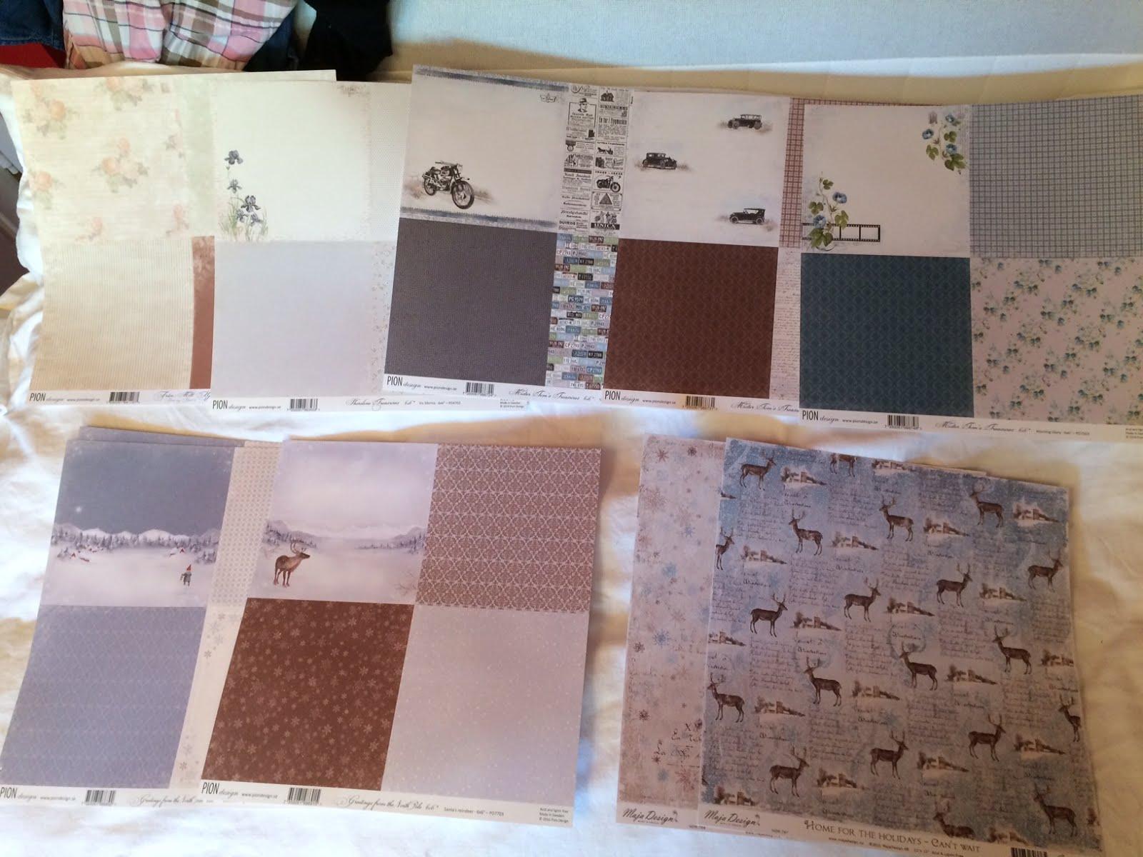 Pion design papper