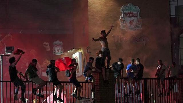 Liverpool Juara Liga Inggris Setelah 30 Tahun