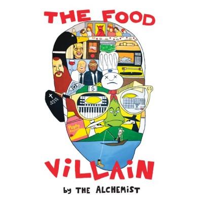 The Alchemist - The Food Villain (2020) - Album Download, Itunes Cover, Official Cover, Album CD Cover Art, Tracklist, 320KBPS, Zip album