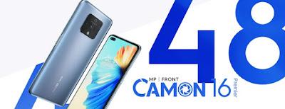 Tecno-camon-16-premier-smartphone