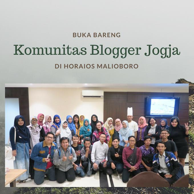 Merasakan Nikmatnya Berbuka dengan Menu Khas Nusantara di Horaios Malioboro Jogja