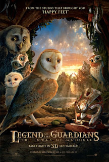 Legend of the Guardians: The Owls of Ga'Hoole (2010) มหาตำนานวีรบุรุษองครักษ์